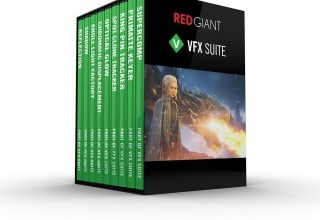 Red Giant VFX Suite 1.0.0 Crack
