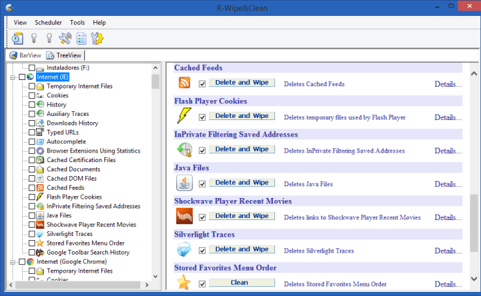 R-Wipe & Clean 20.0 Build 2266 Crack