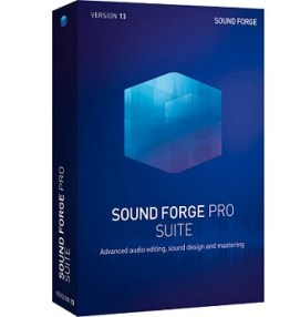 MAGIX SOUND FORGE Pro 14 Crack [Full Latest]