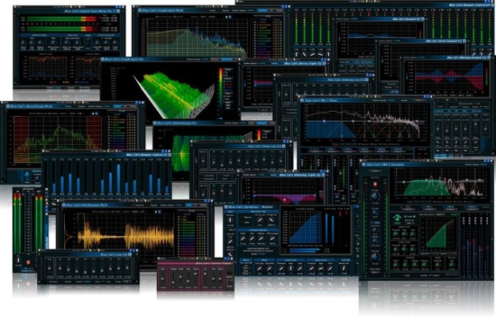 Blue Cat's All Plug-Ins Pack 2020.7 Full Version