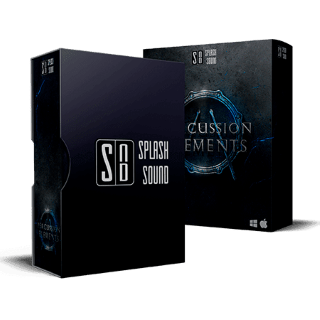 Splash Sound Percussion Elements KONTAKT Library