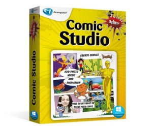 Digital Comic Studio Deluxe Crack