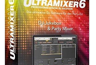 UltraMixer Pro Entertain v6.2.0 Cracked [Latest]
