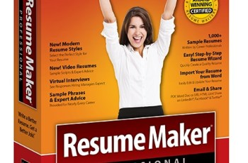 ResumeMaker Pro Deluxe v20.1.1.153 Crack [Full Version]