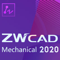ZWCAD Mechanical Crack 2020 (x64) Full Version [Latest]