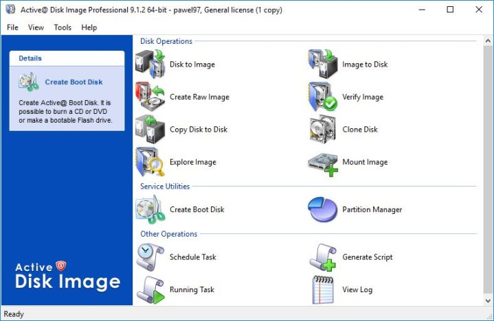Active Disk Image Pro Full Crack
