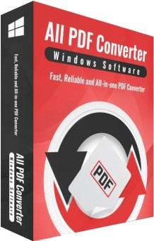 All PDF Converter Pro Crack