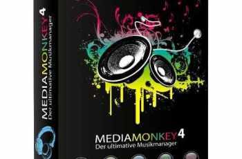 MediaMonkey Gold v4.1.25.1895 + Keygen [Full Crack]