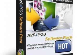 AVS4YOU Software AIO Installation Package v4.4.2.158 + Crack
