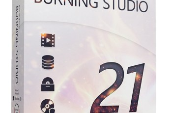 Ashampoo Burning Studio v21.0.0.33 + Crack [Free Download]