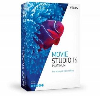 Movie Studio Platinum