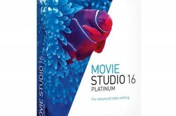 MAGIX VEGAS Movie Studio Platinum 16.0.0.175 Crack