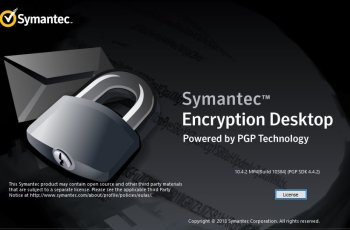 Symantec Encryption Desktop Pro 10.4.2 MP4 + Full Crack