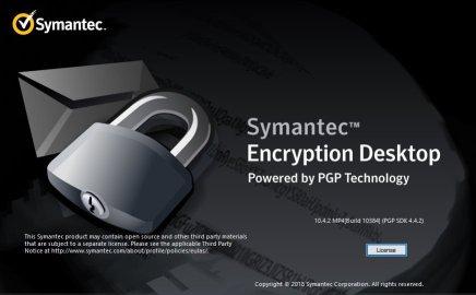Symantec Encryption Desktop Pro