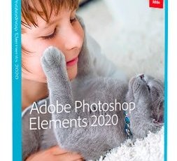 Adobe Photoshop Elements 2020.1 Full Version [Latest]