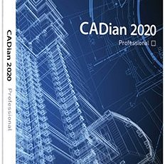 CADian Pro 2020 v4.0.33 (x64) + Crack [Download]