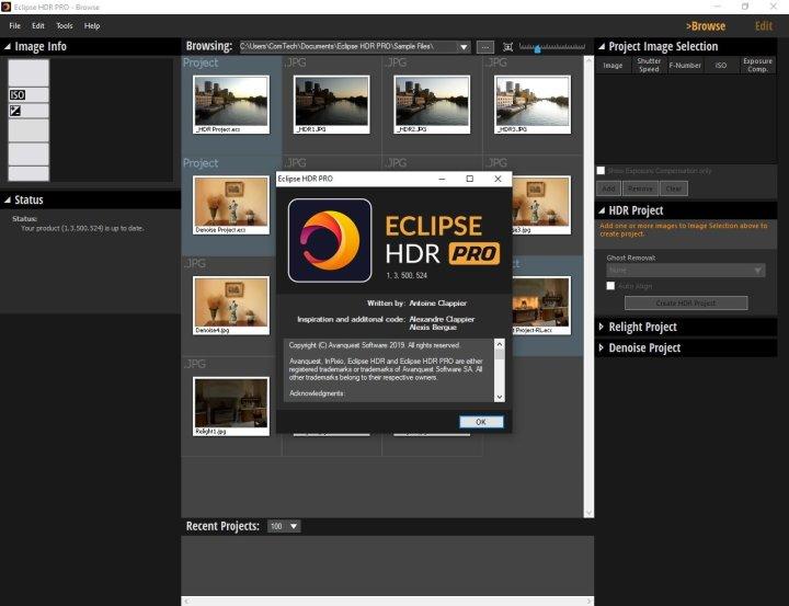 InPixio Eclipse HDR PRO