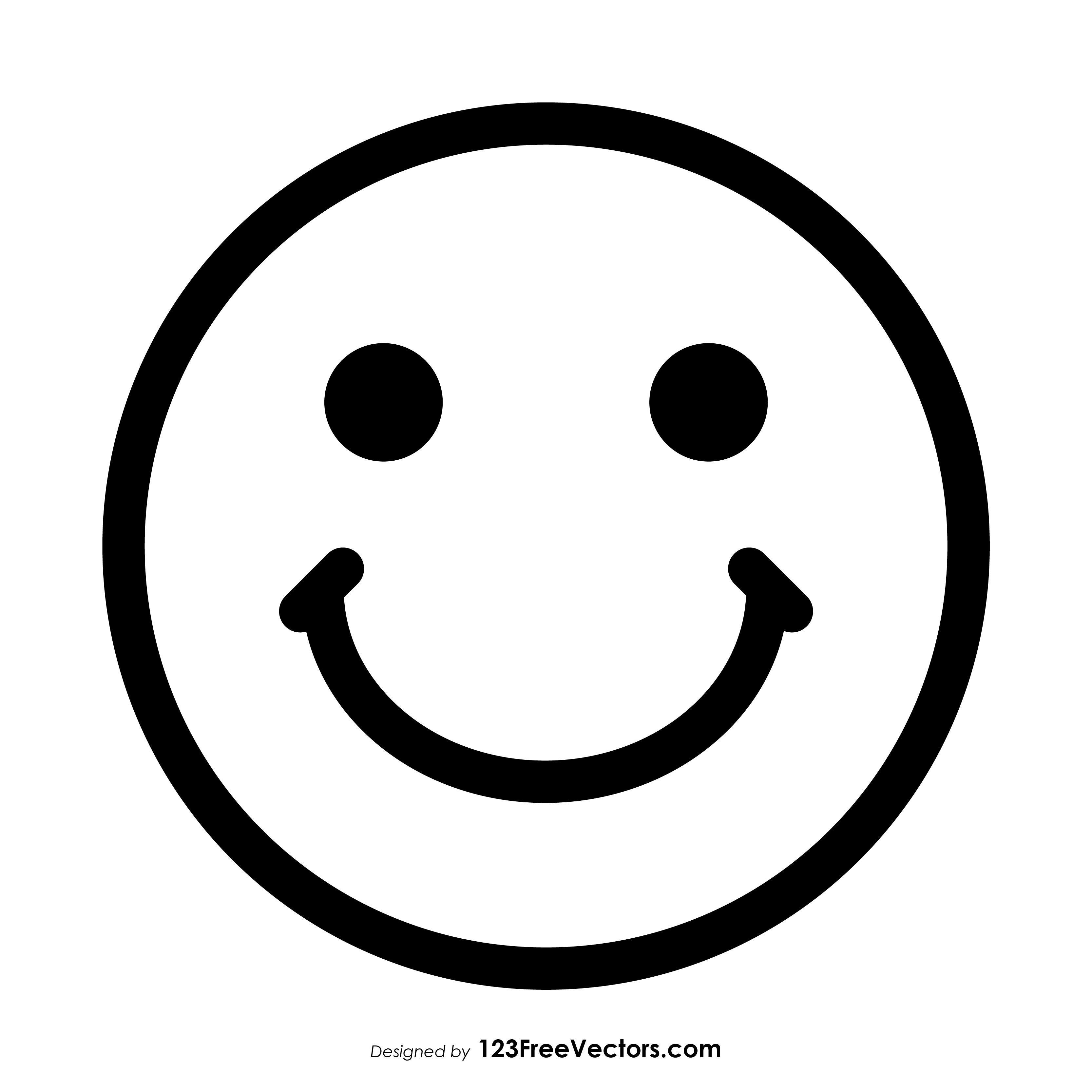Acid Smiley Face Vector Free