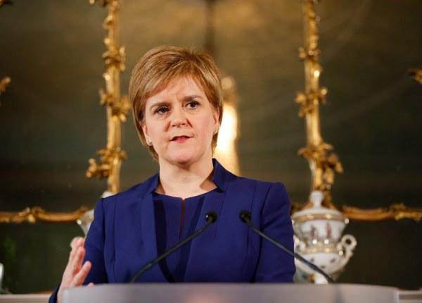 Nicola Sturgeon: be bold on tax for Scotland