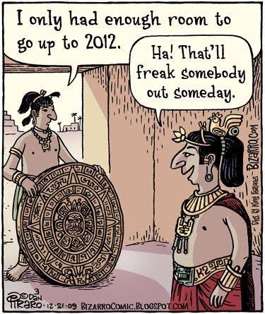 Mayan Calendar Joke
