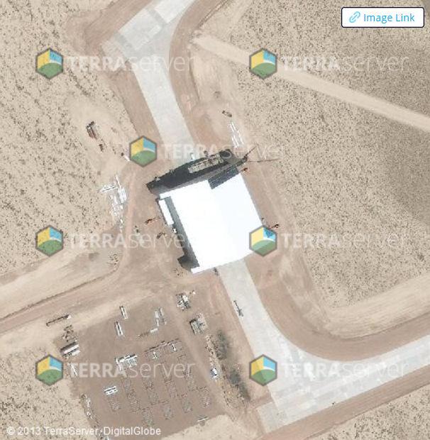 Nuovo hangar Area 51