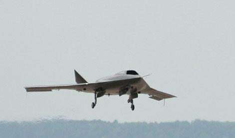 rq 170 stealth drone