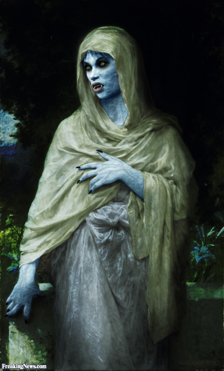 Image result for Vampires painting