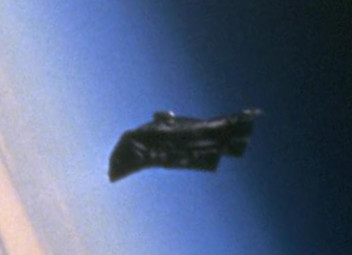 The Black Knight Satellite page 1
