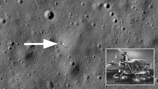 Soviet moon rover Lunokhod 1 found after 40 years in lunar