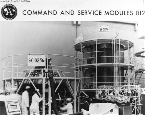3 Astronauts Die in Apollo 1 Launchpad FireJan 27