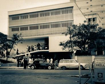 Sede da VP no Rio de Janeiro em 1962