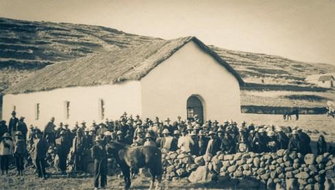 27 de maio de 1911 - Pomata, PERU