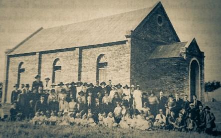 18 de novembro de 1896 Nueva Helvecia, URUGUAI