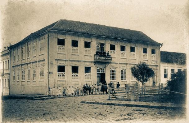 11 de julho de 1896 - Curitiba, BRASIL