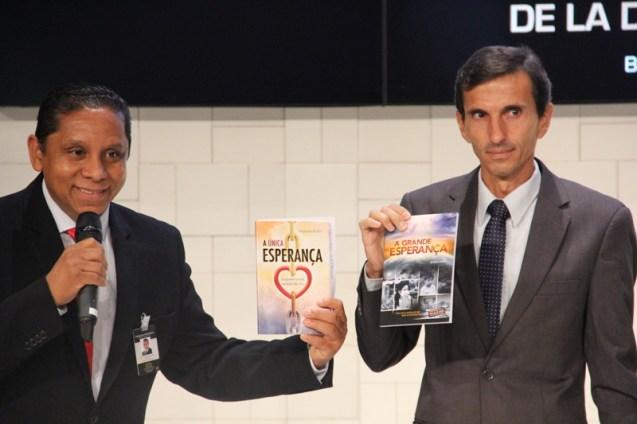Crédito: División Sudamericana.