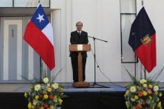 Pr. Eber Liessi, Presidente de la Iglesia Adventista en Chile.Crédito: IASD Chile