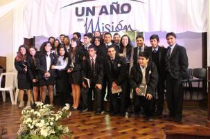 Un Año en Misión.