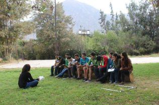Campo Escuela Meditaciones ©Antonia Gamboa