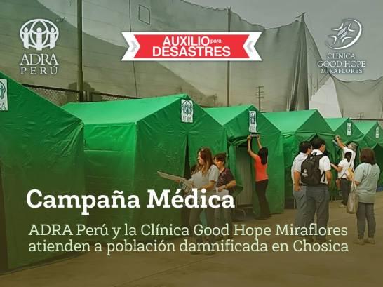 Crédito: ADRA Perú