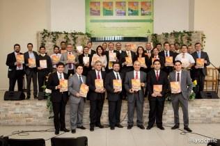 Grupo de líderes de la DSA, UCh, AMCh y MSMCh.