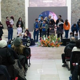 """Testimonio del proyecto """"Huellas"""" para con las familias."""