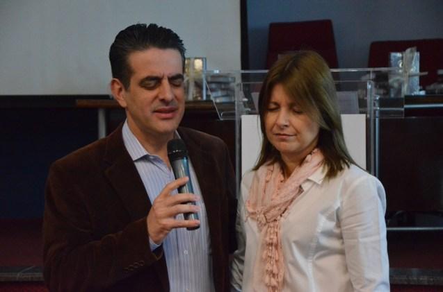 Pr. Gilmar e Márcia Batistoti