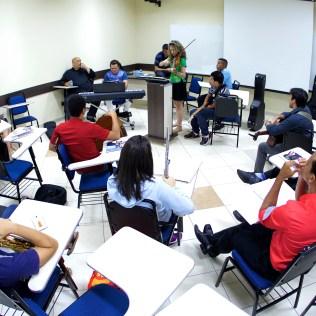 Oficinas e cursos específicos garantiram a capacitação dos músicos