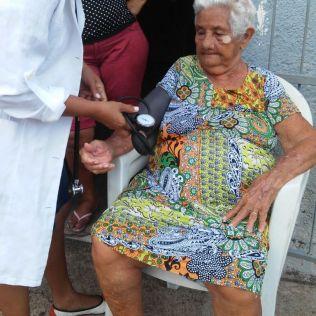 Idosos recebem tratamento especial no Bacuri