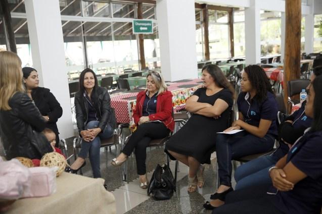 Reunião das mulheres