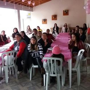 Encontro reuniu 52 mulheres em Nova Esperança
