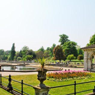 parque Hyde é oficialmente reconhecido como um dos parques reais de Londres [Foto Google]