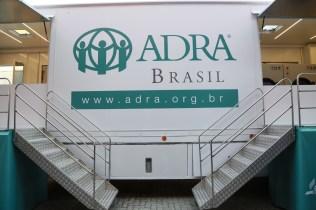 ADRA Brasil oferece, com essa unidade, atendimento emergencial em até 24h