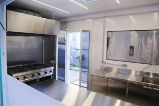 Cozinha industrial pode produzir até 15 mil refeições diárias