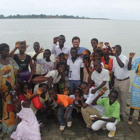Membros adventistas de Guiné-Bissau.